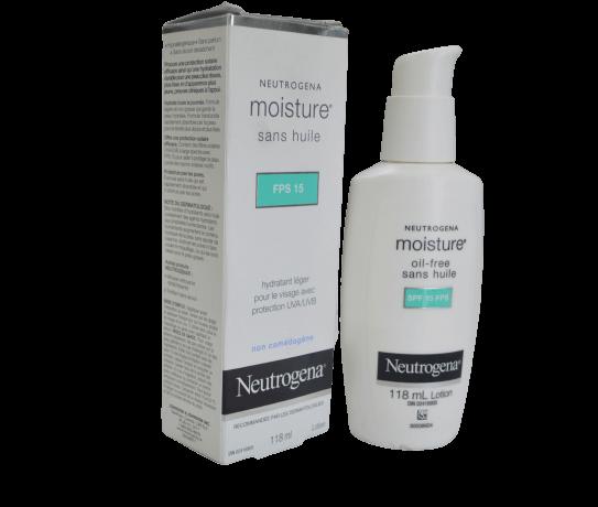 Neutrogena moisture Spf 15 lotion Ethiopia